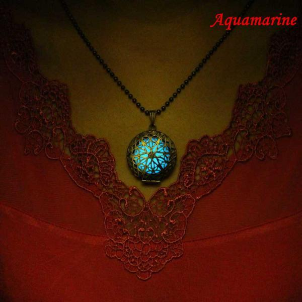 Free Shipping Glowing Necklace, Birthday Gifts, Gifts For Her,Gifts For Him,Birthday Gifts